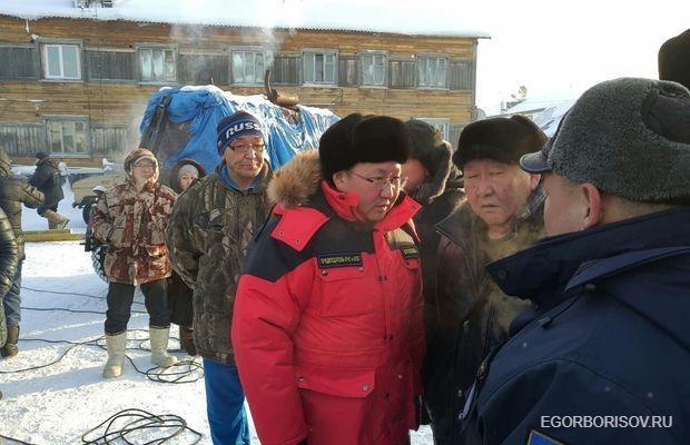 Вякутском селе навсе 100% восстановили теплоснабжение после взрыва вкотельной