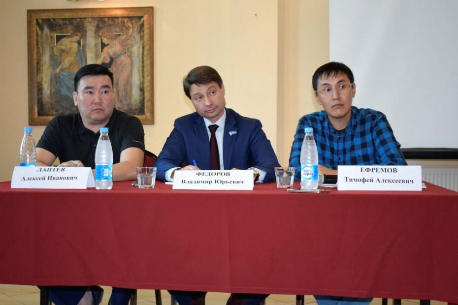 Владимир Федоров: мое противостояние с Айсеном Николаевым — надуманное