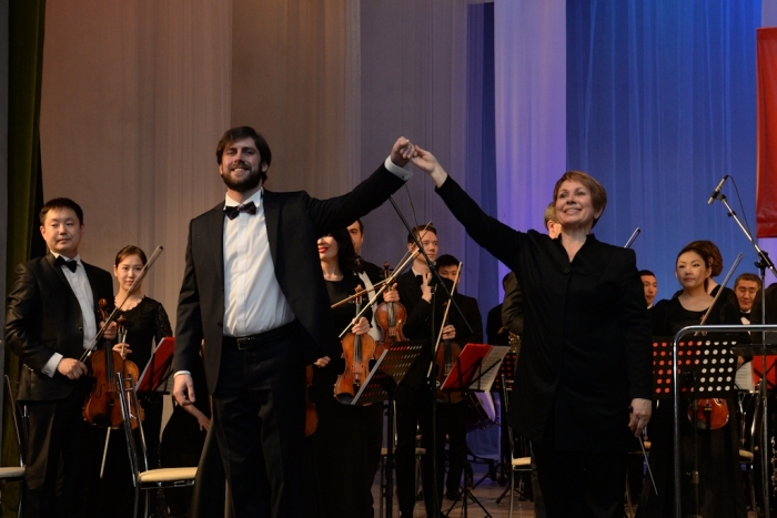 Валерий Гергиев привез вПермь XVI Московский Пасхальный фестиваль