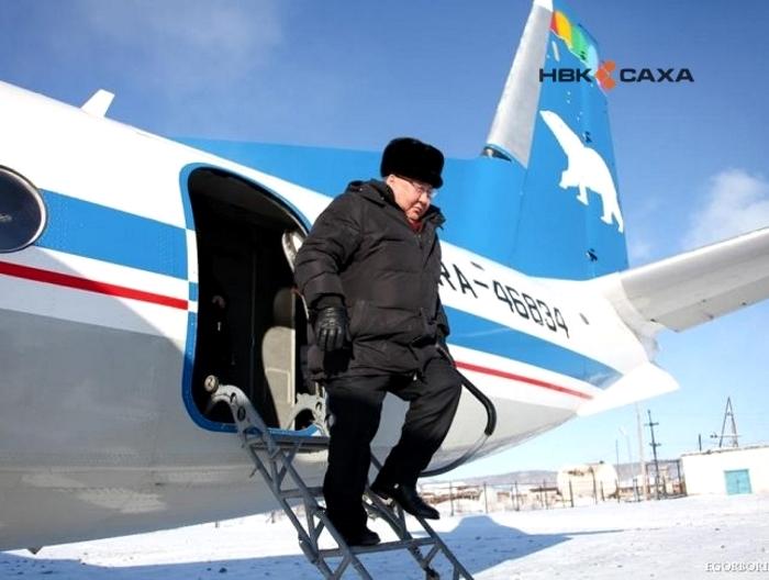 Руководитель Якутии устроил дебош наборту рейса Москва— Якутск