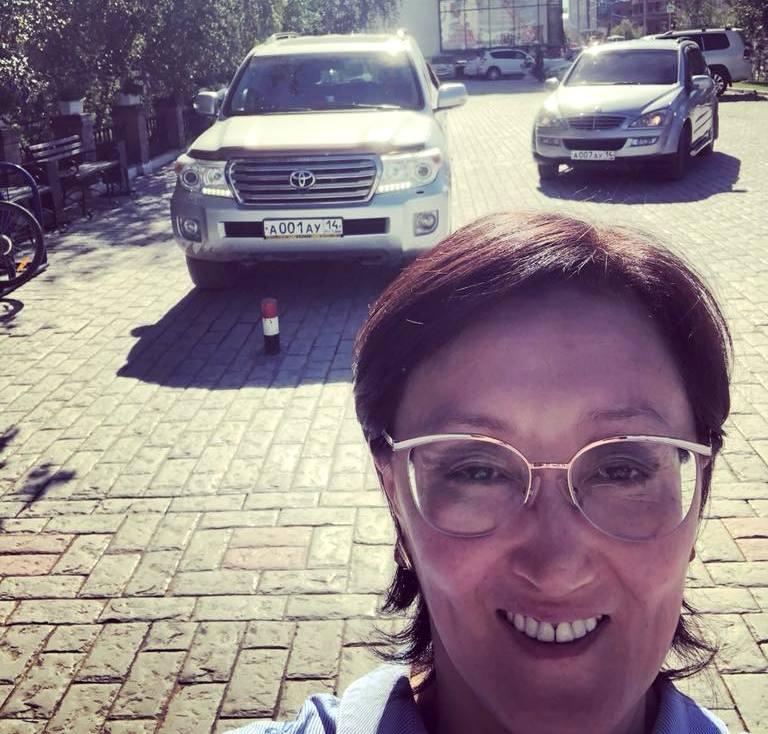 Вмэрии Якутска откажутся от авто  представительского класса