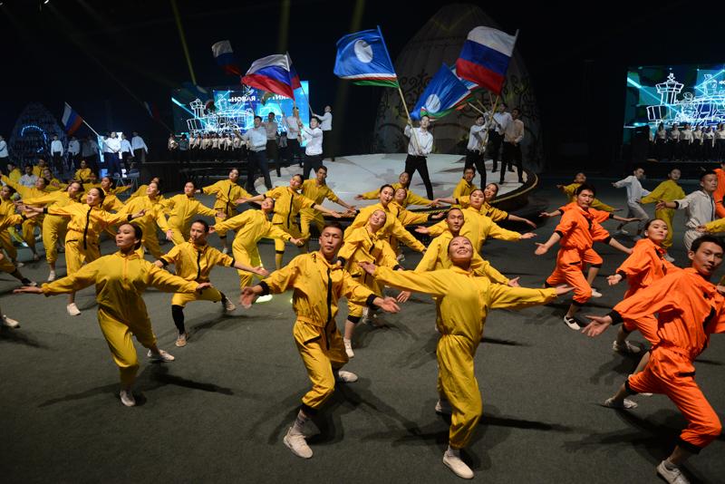 """""""Триумф"""" Республики: якутян призвали к интернационалу"""