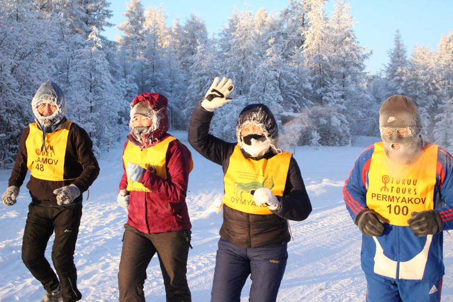 Международный экстремальный марафонский пробег «Полюс Холода» принимает заявки