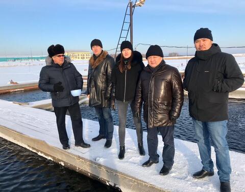 Заложена основа для сотрудничества Якутии с Всероссийским институтом рыбного хозяйства