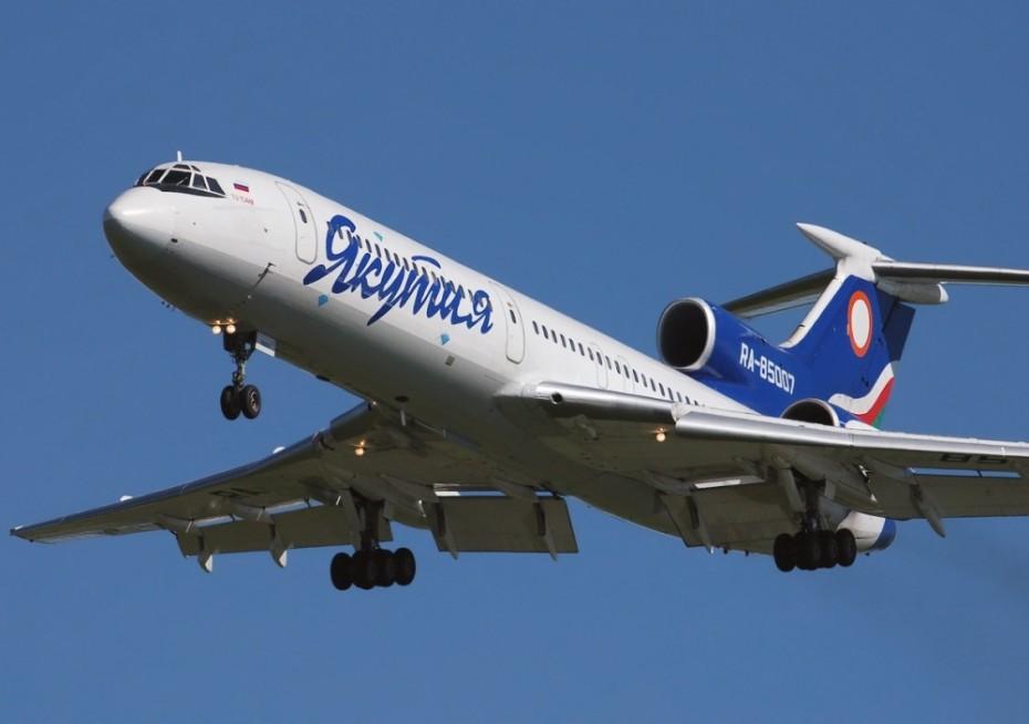 АК «Якутия» приостановила рейс Якутск — Харбин — Якутск из-за коронавируса
