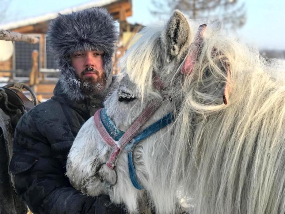 От океана до океана на якутских лошадях: Британский путешественник расскажет об уникальном маршруте