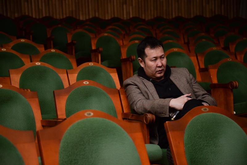 Вопреки коронавирусу: Режиссер Сергей Потапов поставит в Саха театре онлайн-спектакль