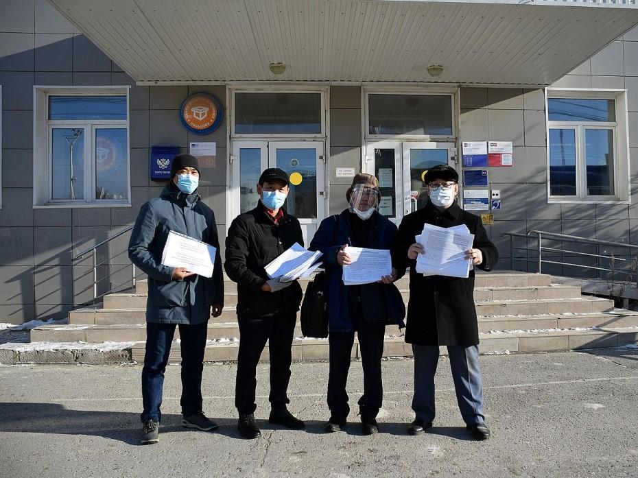 Путину до востребования: Петицию против вырубки леса в Якутии отправили президенту России