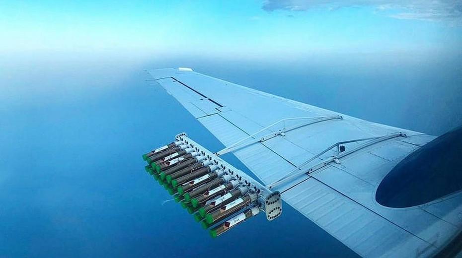 Искусственные дожди над четырьмя улусами Якутии вызывает «Авиалесоохрана»