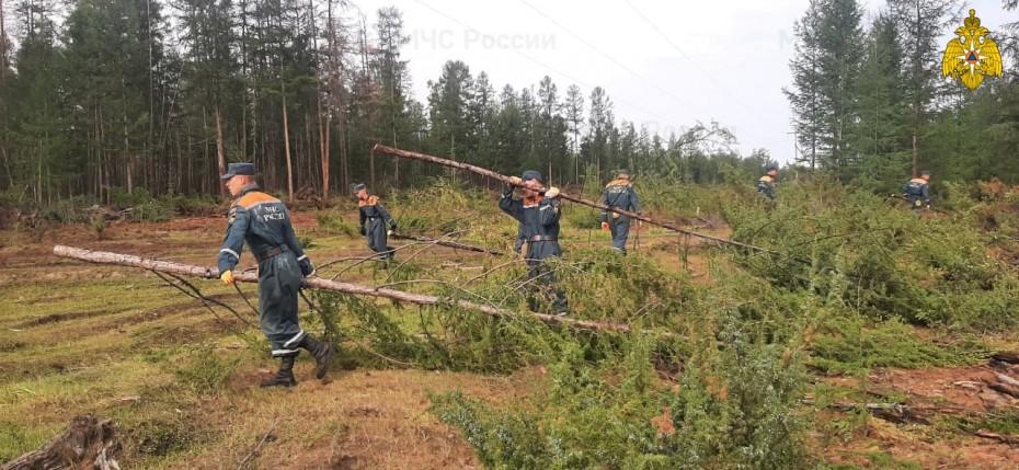 По данным авиалесоохраны в Якутии действуют 39 лесных пожаров