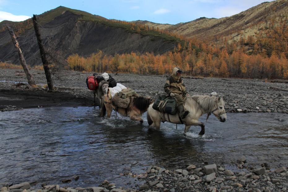 От океана до океана – на якутской лошади: в Якутию приехали пропагандисты конных путешествий