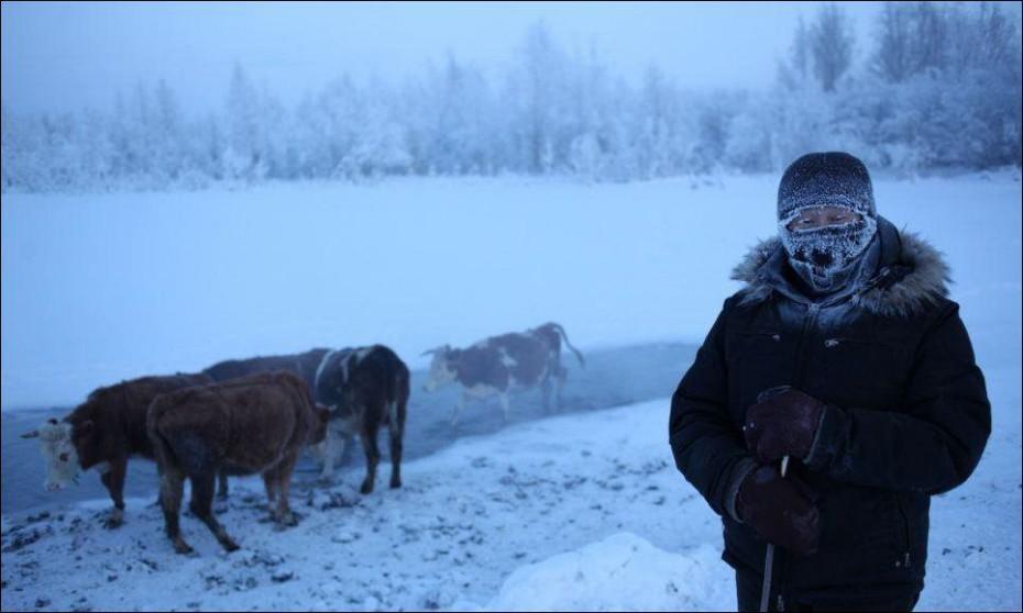 65grl6Z1M7 Синоптики прогнозируют в выходные 60-градусные морозы на севере Якутии