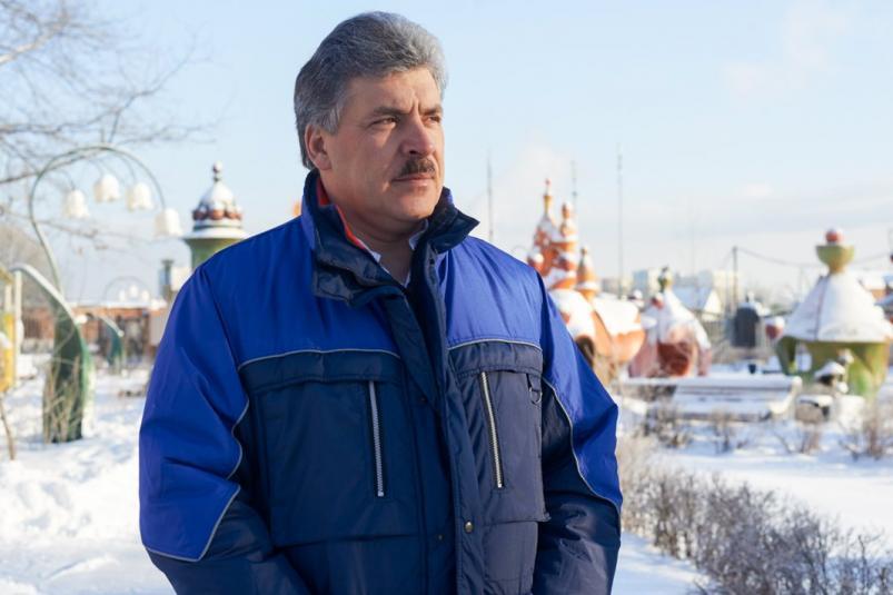В Якутии Павел Грудинин набрал около 30 процентов голосов