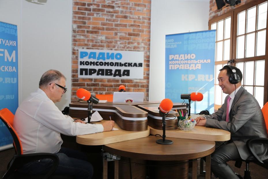 «Комсомольская правда» возрождает агитационное турне по БАМу