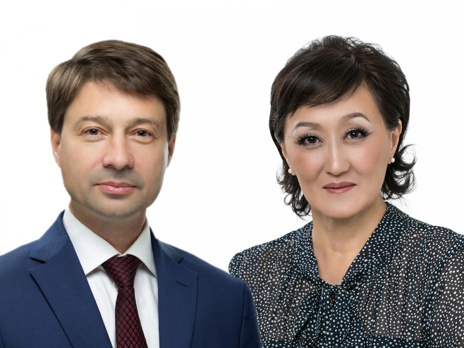 Владимир Федоров и Сардана Авксентьева проведут совместную пресс-конференцию