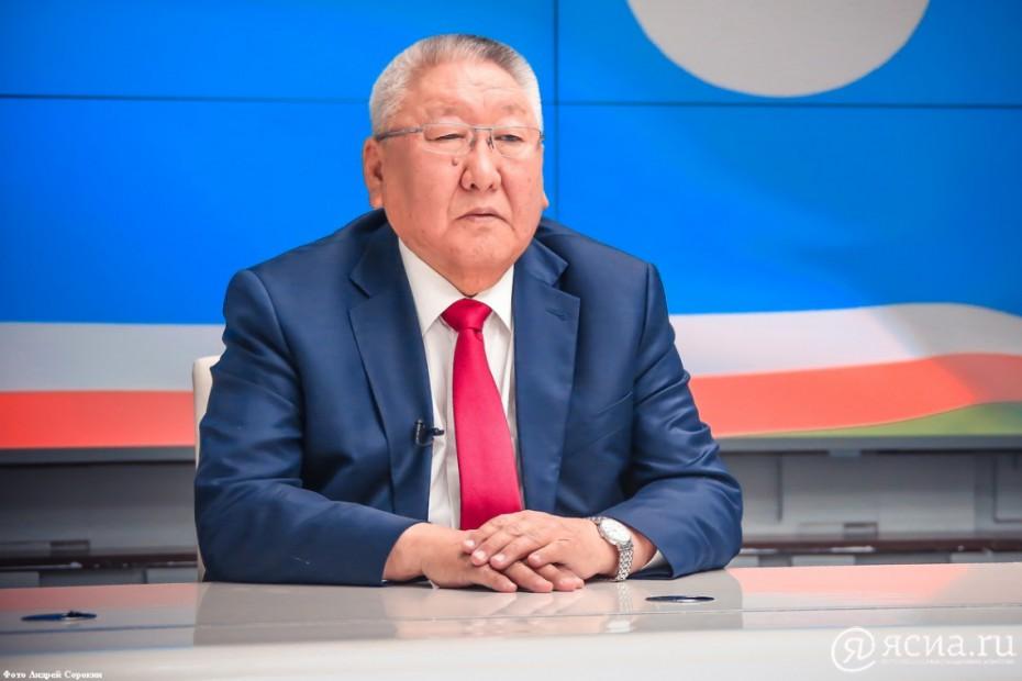 Егор Борисов может стать сенатором от Якутии