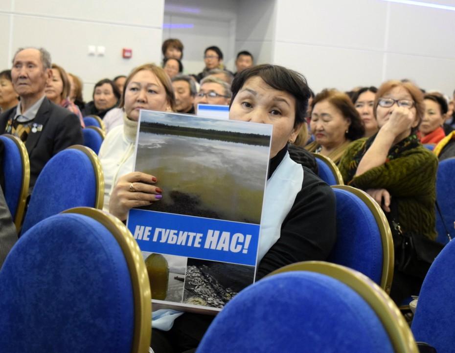 Нагадили на 20 миллиардов: общественность требует компенсации ущерба от «АЛРОСА»