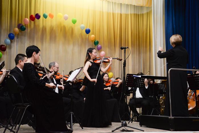 Музыкальное посвящение Петербургу