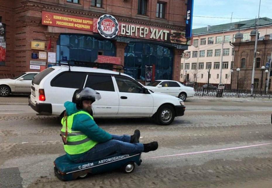 Опровержение: транспортный налог не отменяется