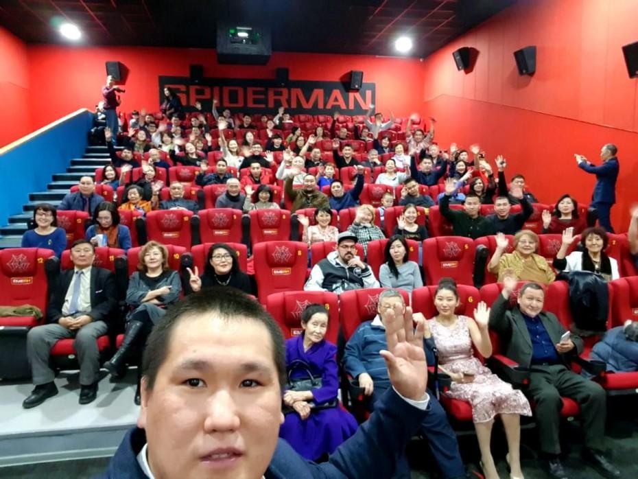 Первый стилизованный в стране: в Якутске открылся кинотеатр «Емеян»