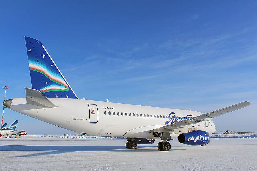 """Авиакомпания """"Якутия"""" начнет возобновление международных полетов с рейсов в Сеул и Харбин"""