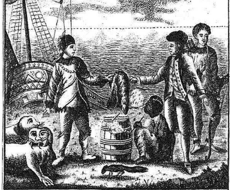 «Русские Колумбы»: история открытия и освоения Аляски в коллекциях Президентской библиотеки