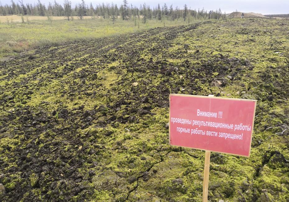 Якутские экологи успешно рекультивируют отработанные месторождения алмазов