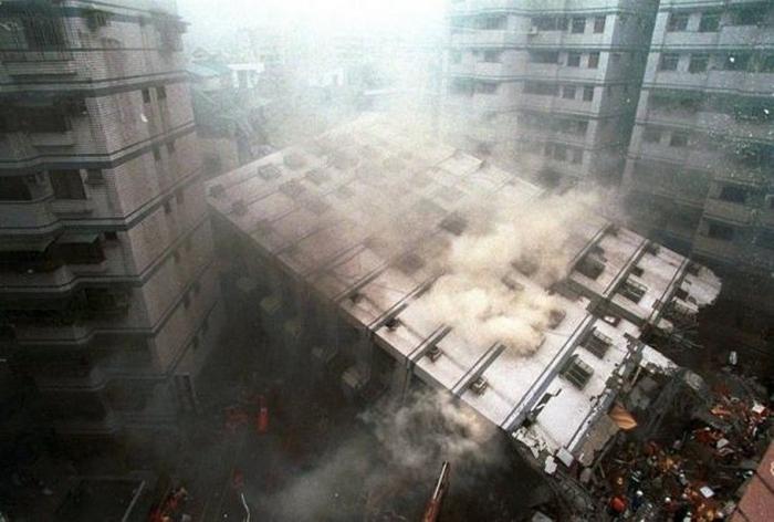 macro effects of massive earthquake upon